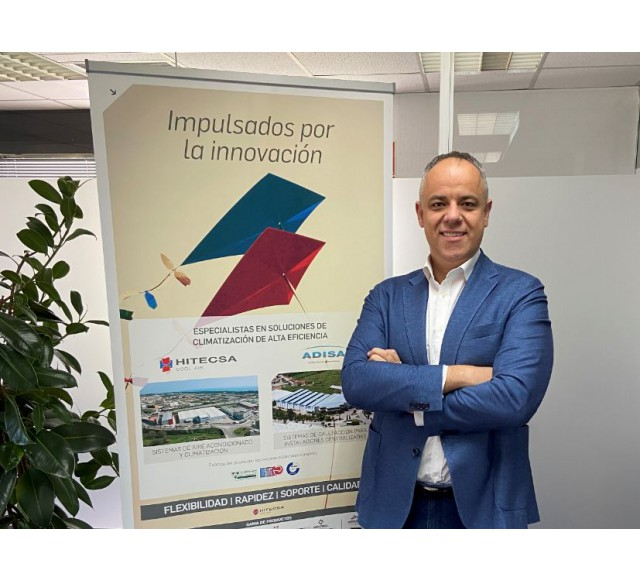 Hitecsa - Hitecsa and Adisa Heating welcome Mr. Juan Antonio Porto who has joined our Company as International Sales Manager for both brands