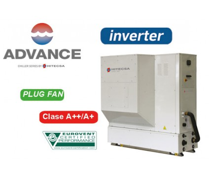 EQUI-PF / EQUHI-PF |PLUG FAN | SCROLL DC INVERTER