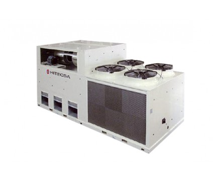 RXCBA RCF - RXCA RCF |  ROOF TOP WITH HEAT RECOVERY, AXIAL FANS